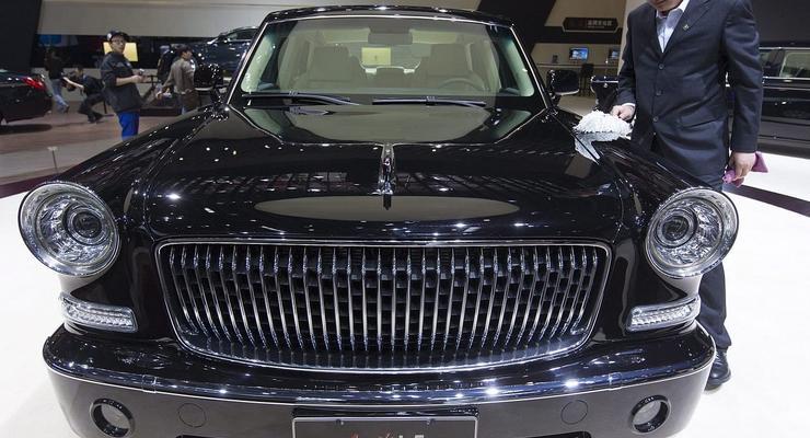 Вышел китайский автомобиль за 800 тысяч долларов
