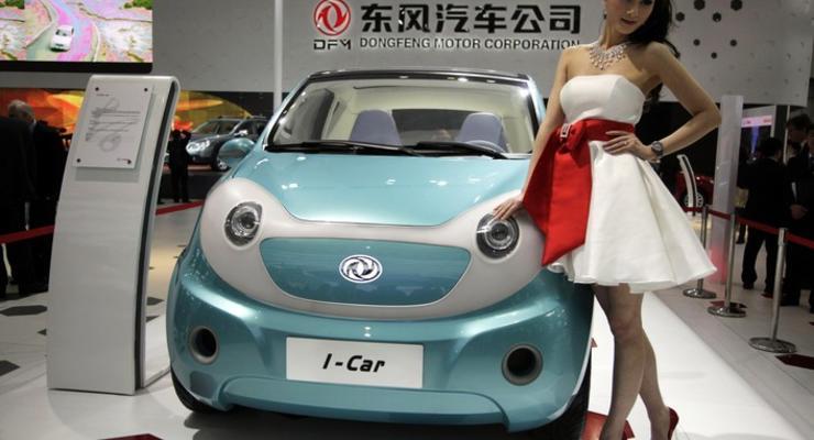 Через семь лет каждый второй автомобиль будет китайским