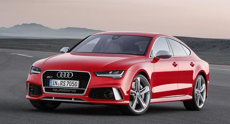 Супер-семерка. Audi RS7 обновилась и получила ценник (фото)