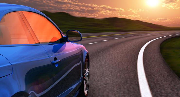 Практика вождения: первый раз за руль
