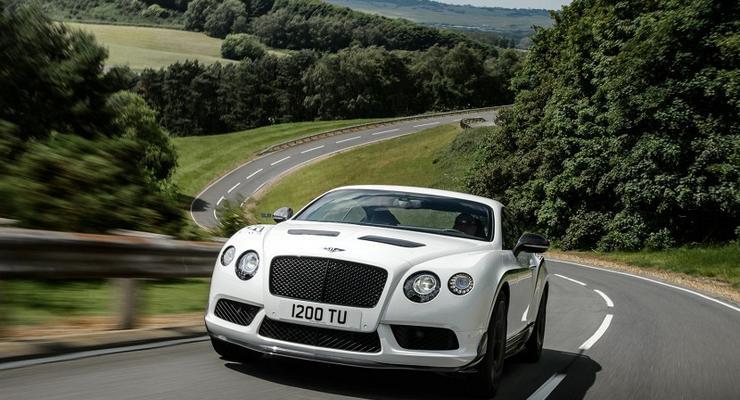 Представлен самый быстрый Bentley