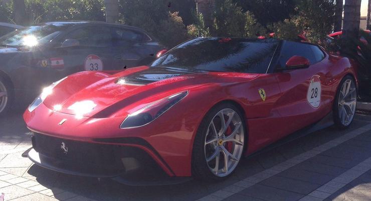 Ferrari сделала под заказ суперкар за 4,2 миллиона долларов (фото)