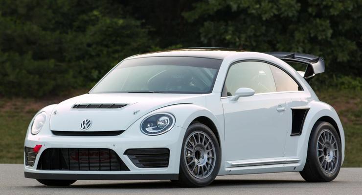 Две секунды до «сотни». Volkswagen представил гоночный «Жук»