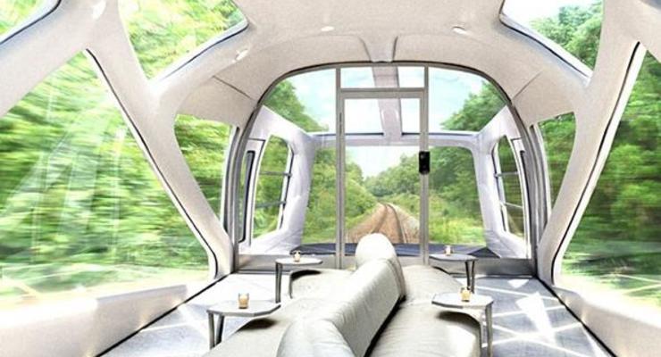 Бывший дизайнер Ferrari создаст для Японии поезд класса люкс