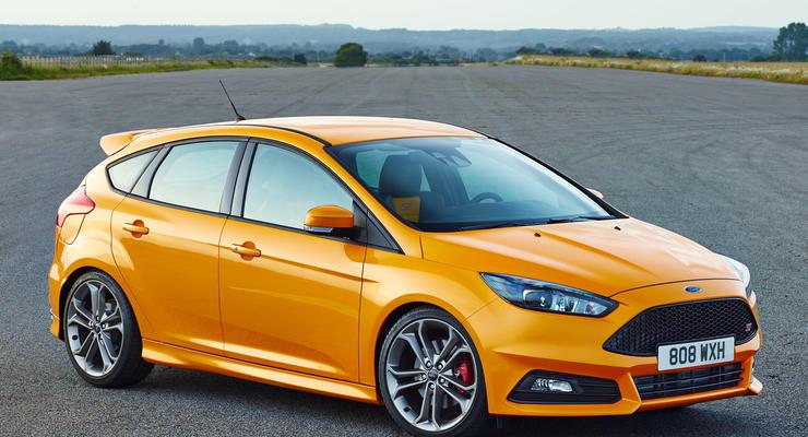 Спортивный Ford Focus получил новые обвес, двигатель и подвеску (фото)