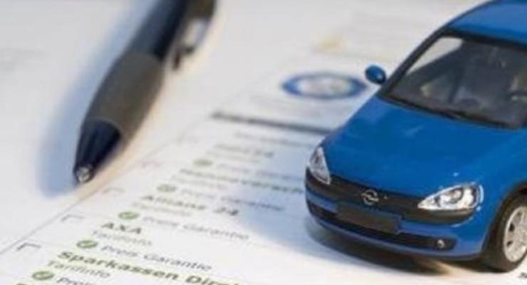 Автомобильный рынок в Украине обрушился на 45%