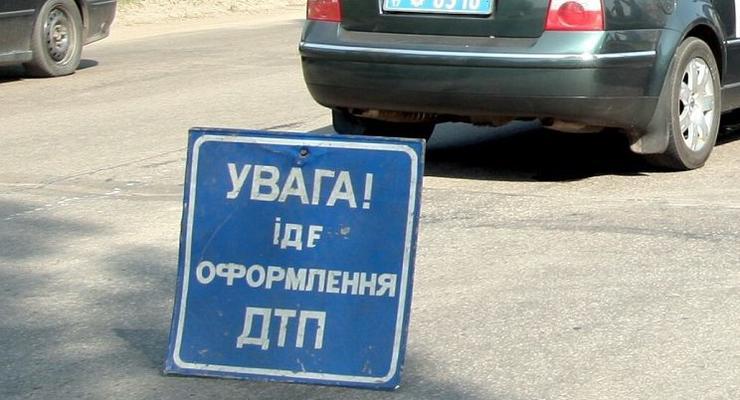 Один из начальников киевской ГАИ насмерть сбил женщину на переходе