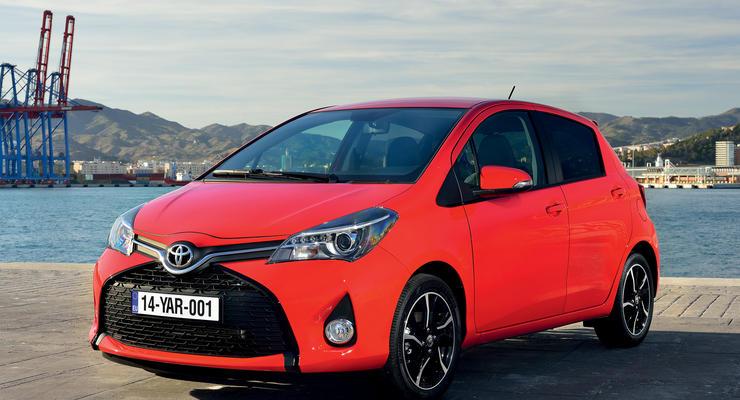 Обновленный Toyota Yaris выходит на украинский рынок (фото и цены)