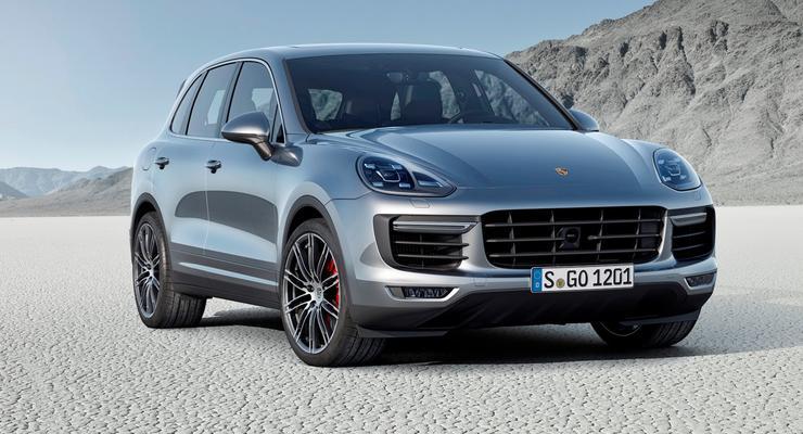 Porsche Cayenne обновился. Дилеры в Украине принимают заказы (фото)