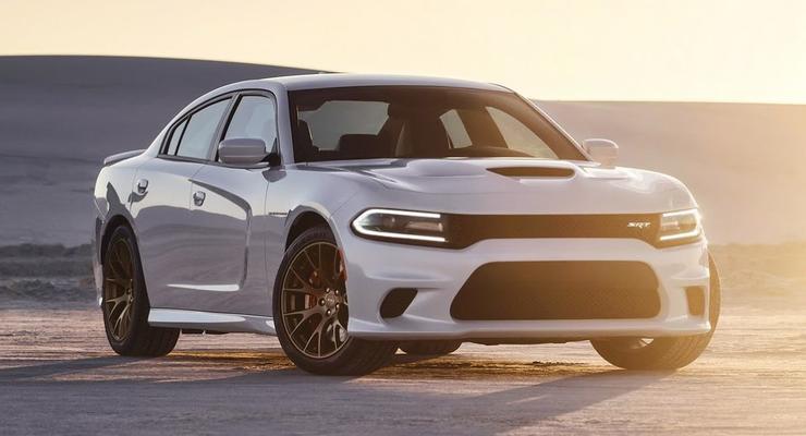 Американцы представили Hellcat – самый мощный седан в мире (фото)