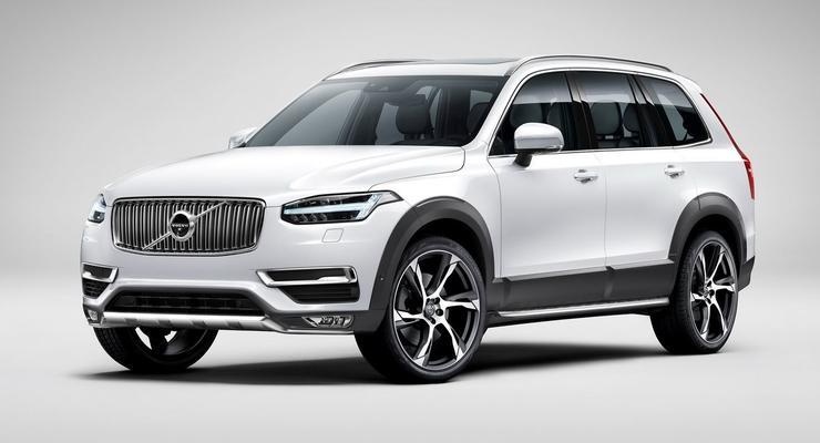 Роскошь по-шведски. Состоялась премьера Volvo XC90 нового поколения (фото)