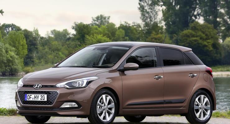 Новый кореец из Турции. Представлен Hyundai i20 второго поколения (фото)