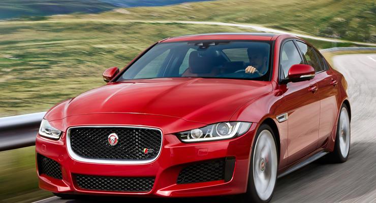 Jaguar рассекретил новый седан - самый маленький в своей линейке (фото)