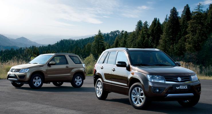 Suzuki Grand Vitara снимут с конвейера – модель прекратит существование