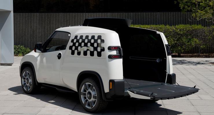Toyota разработала автомобиль с универсальным салоном-кузовом