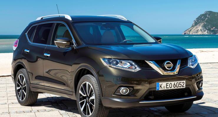 Nissan X-Trail нового поколения получил ценник в Украине (фото)