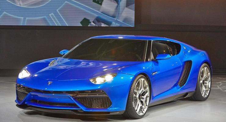 Lamborghini представила Asterion – свой первый гибридный суперкар (фото)