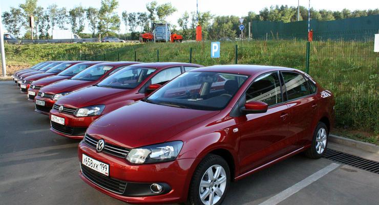 Ответные санкции: Украина готова закрыть рынок для авто из России