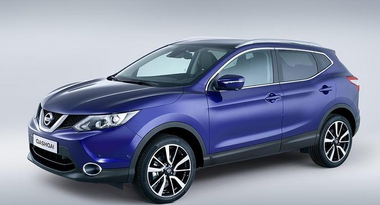 В Украине стартовали продажи новой доступной версии Nissan Qashqai