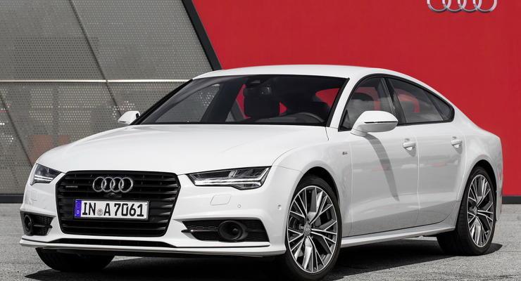 Тест-драйв обновленной Audi A7 Sportback (видео)