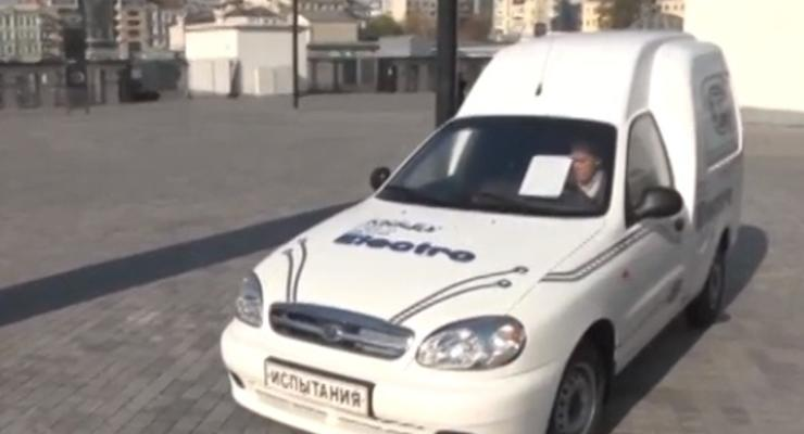 Харьковские умельцы ищут инвесторов для выпуска гибридного Ланоса