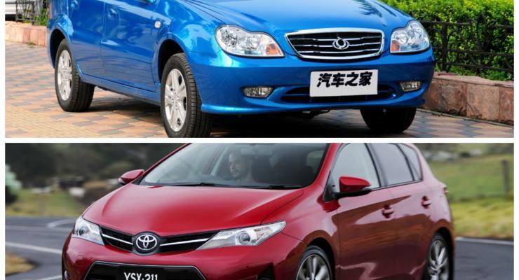 Продажи автомобилей по регионам: Киев любит Тойоту, Донбасс - Geely