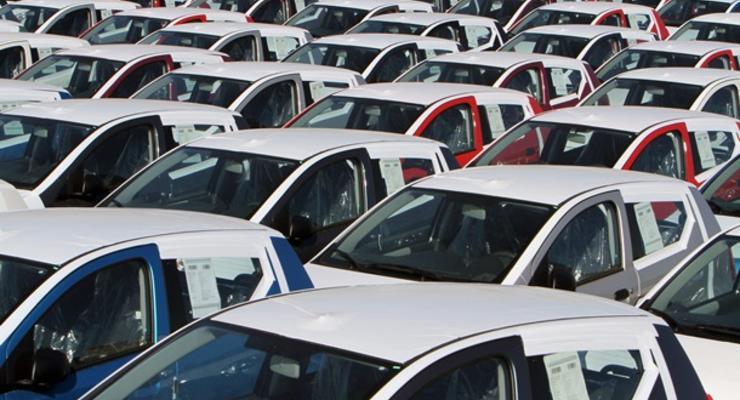 Четверть новых автомобилей в Украине покупают в столице