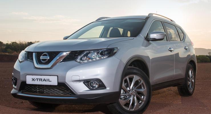 Тест-драйв нового поколения Nissan X-Trail (видео)