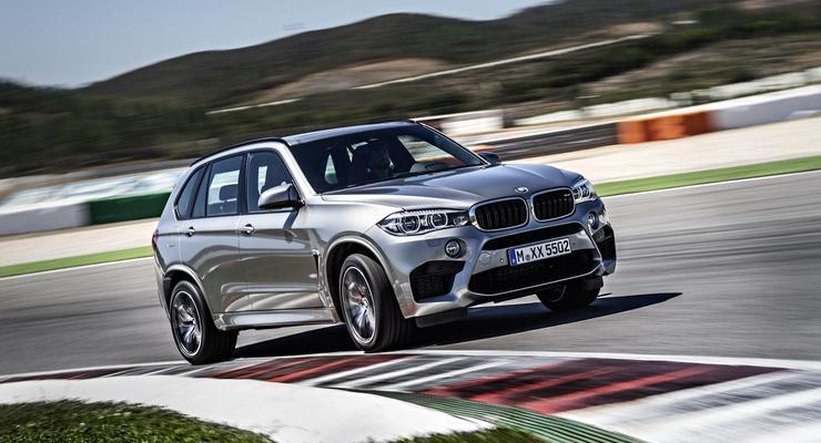 BMW представил новое поколение своих самых мощных кроссоверов
