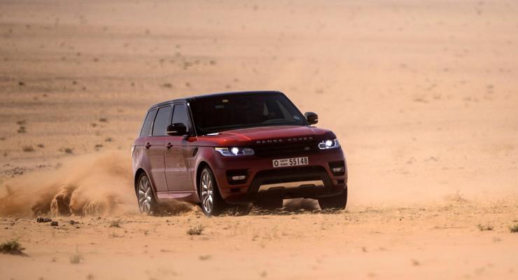 Land Rover обновил Range Rover и Range Rover Sport