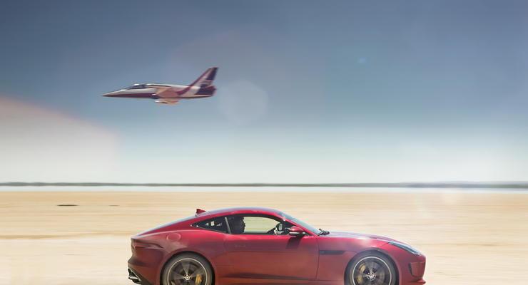 Полноприводный Jaguar F-Type станет самой быстрой версией модели