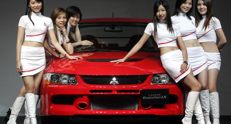 Mitsubishi снимет с производства Lanсer Evolution