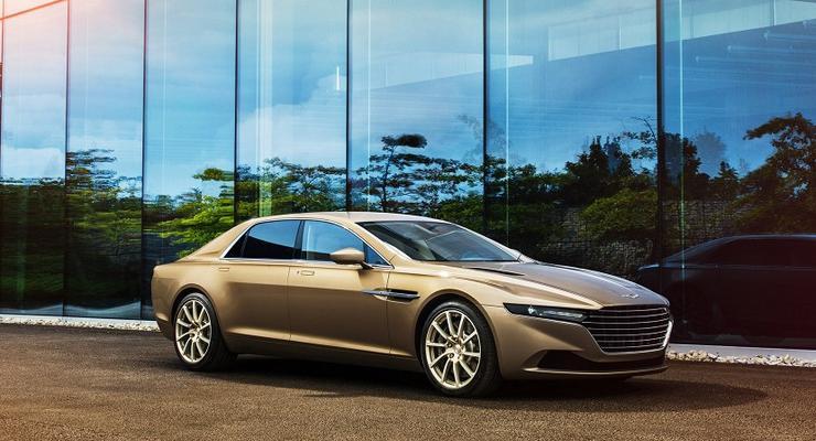 "Aston Martin представил ""арабскую"" новинку ручной сборки"
