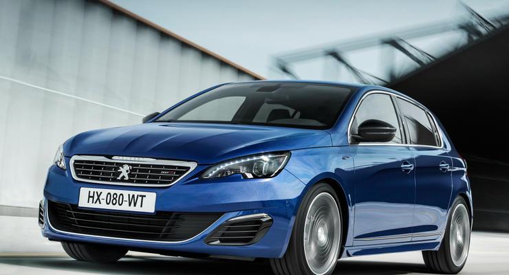 В Украине анонсировали продажи нового Peugeot 308