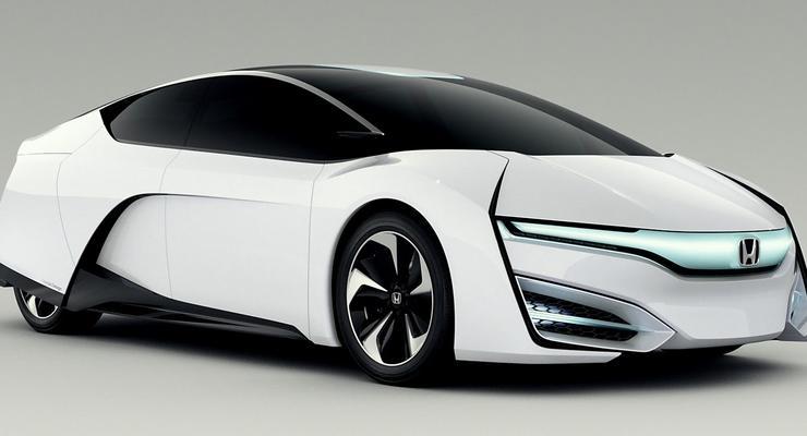 Honda изменила характеристики своего водородного прототипа