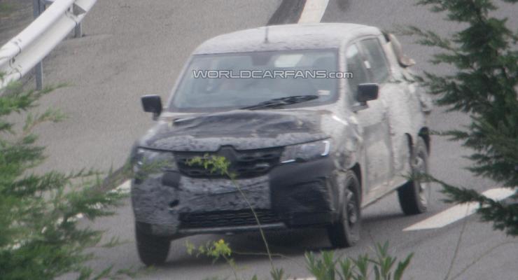 Компания Renault начала испытания бюджетного кроссовера (фото)