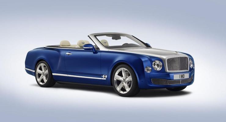 Bentley представил свой самый утонченный кабриолет