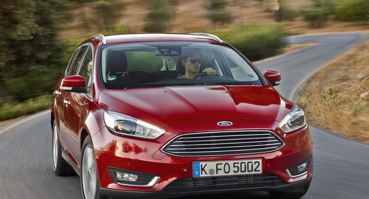 Ford пообещал 7 новинок в 2015 году