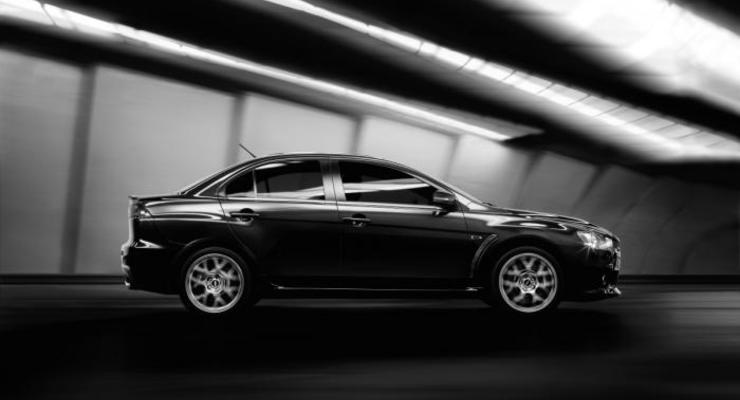 Mitsubishi выпустит прощальную спецверсию Lancer Evolution