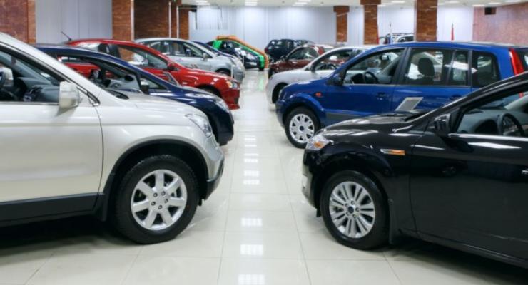 Рынок автомобилей в Украине: обвал и смена приоритетов