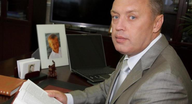 Мэр Полтавы Александр Мамай обнаружил в Харькове свой угнанный Lexus