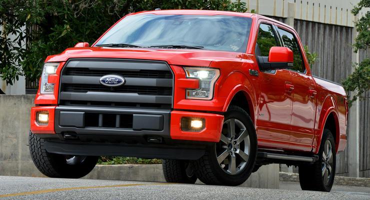Ford подтвердил работу над гибридным пикапом Ford-150