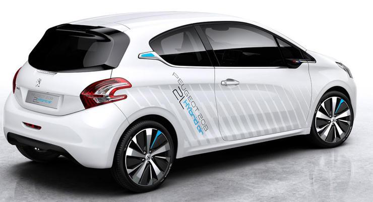 Peugeot Sport займется производством гибридных автомобилей