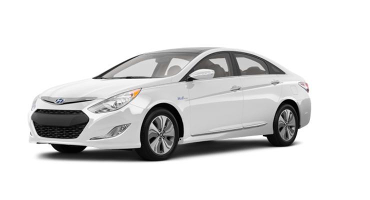 Hyundai представил гибридную версию Sonata нового поколения