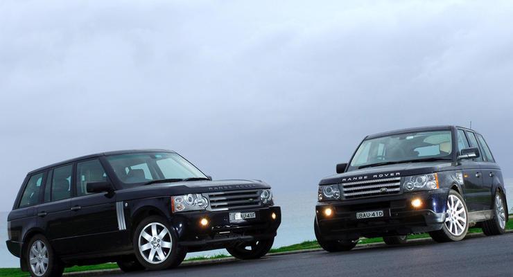 В России прекратили продавать Land Rover