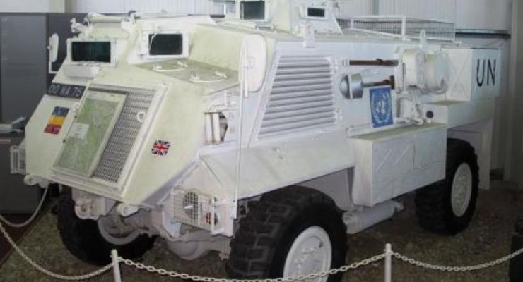 Минобороны: До конца года армия получит более 50 бронетранспортеров