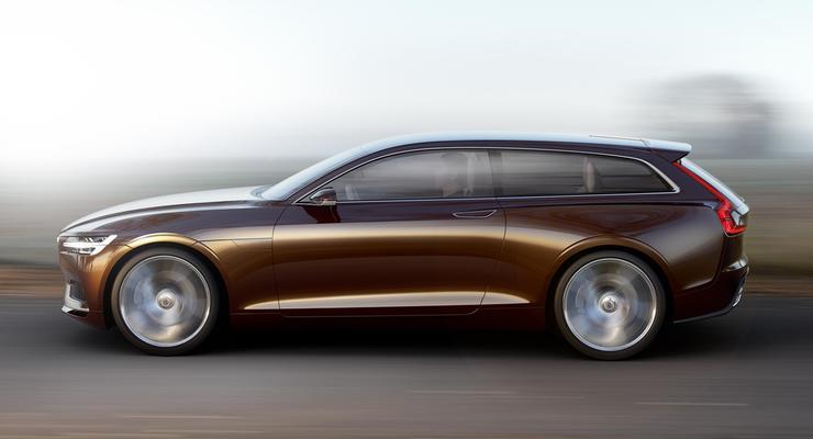 Компания Volvo приступила к разработке большого универсала