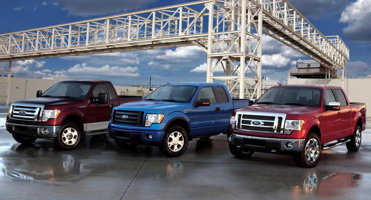 Самой популярным автомобильным брендом в США стал Ford