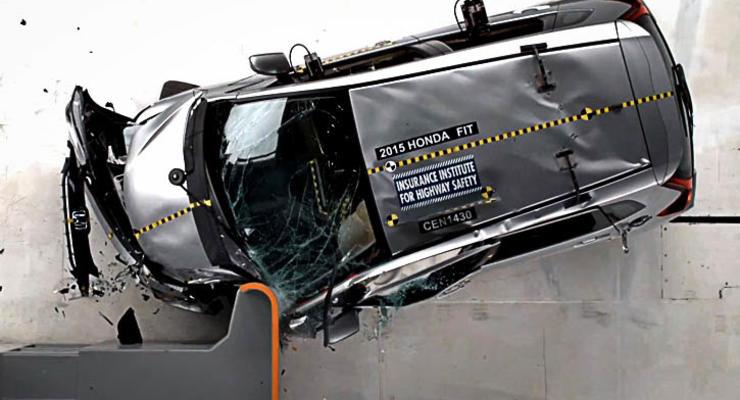 Американские страховщики назвали самые безопасные автомобили года (фото)