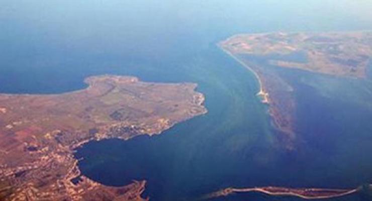 Украина остановила автомобильные перевозки в Крым